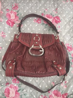 Rote Guess Tasche