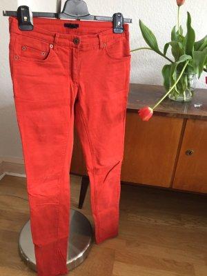 H&M Pantalone cinque tasche multicolore Cotone
