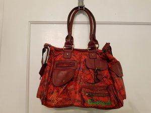 Rote Handtasche von Desigual