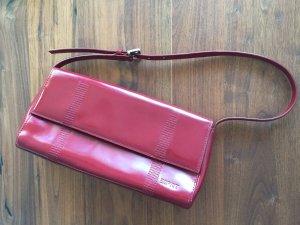 Rote Handtasche von Esprit