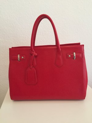 Rote Handtasche von Express