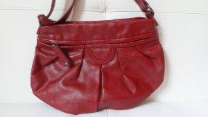 Rote Handtasche von Mango