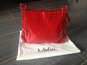 Rote Handtasche von Medici
