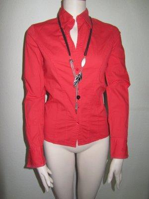 Rote Hemdbluse von Pepe Jeans