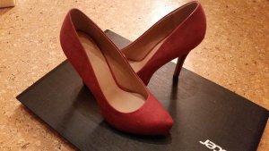 rote High Heels Gr. 38