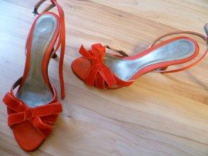 Rote High Heels von Bartu