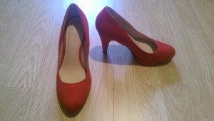 Rote High Heels von Graceland