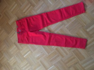 Rote Hose , Benetton ,neu, skinny