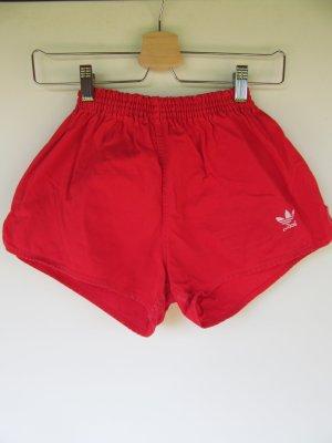 rote Hose von Adidas Vintage Retro