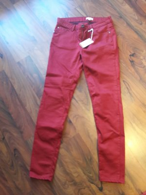 Adler Trousers dark red