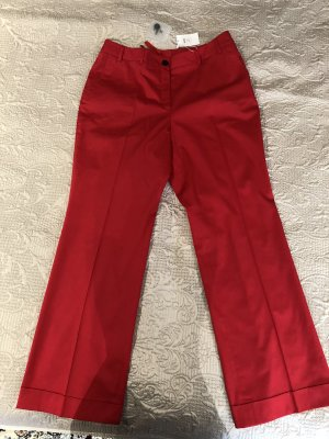 ae elegance Marlene Trousers red