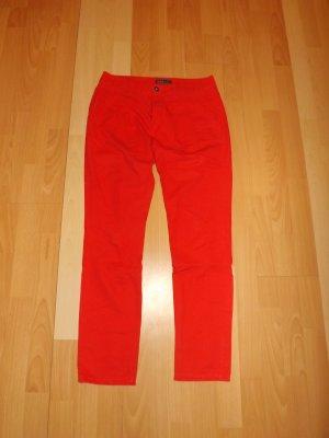 Rote Hose von Only, Gr. 36