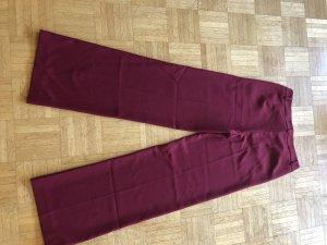 someday Pantalone Marlene rosso scuro