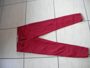 Zara Pantalon rouge brique