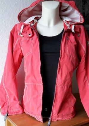 #Rote Jacke  #Giga DX von #Killtec, mit Kaputze, Gr. 36 ,