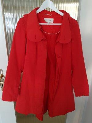 Rote Jacke von Vila ♡