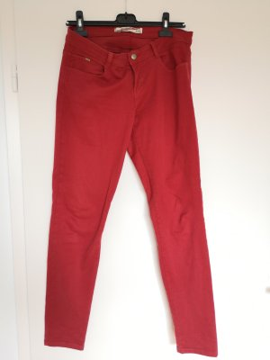 Rote Jeans Gr. 38