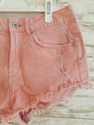 H&M Divided Hot pants veelkleurig
