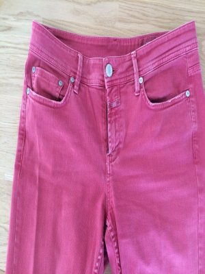 Closed Jeans bright red