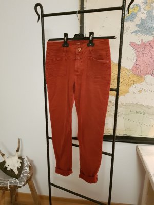Rote Jeans von Closed