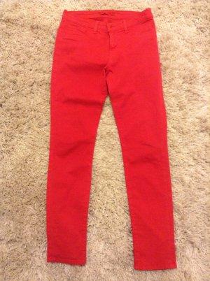 Rote Jeans von J Brand