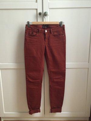 rote Jeans von Maison Scotch