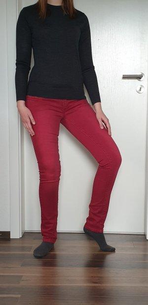 Rote Jeans von Mavi