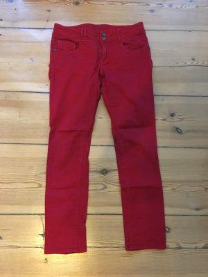 Rote Jeans von PROMOD
