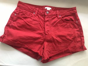 H&M Denim Shorts multicolored