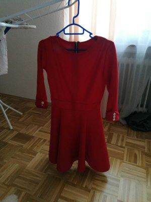 Rote Kleid  Größe 36