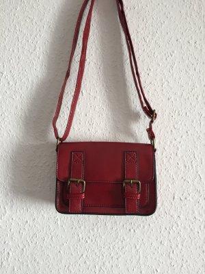 rote kleine Tasche NEU