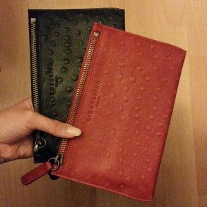 Liebeskind Berlin Mini Bag red leather