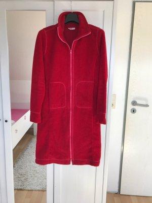 Rote längere Jacke,Gr.M