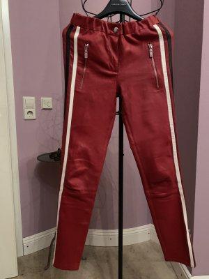 Rote Lamm- Lederhose von Arma gr.34