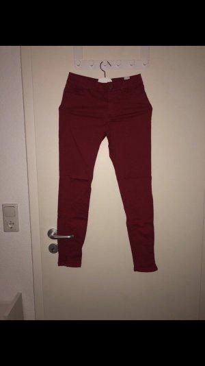 Zara Pantalone a vita bassa multicolore