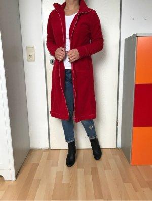 Rote Lange Jacke,Gr.M