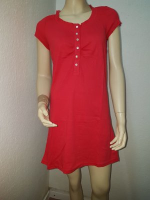Chillytime Shirt Tunic red