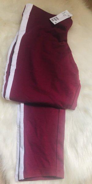 Rote Leggings von H&M
