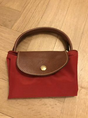 Longchamp Carry Bag multicolored leather