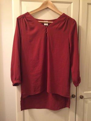 Rote luftige Bluse von Vero Moda