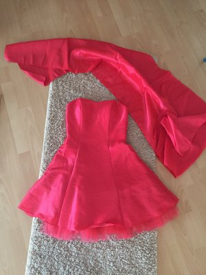 Rote Magic Nights Abendkleid
