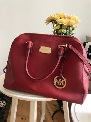 Rote Michael Kors Handtasche