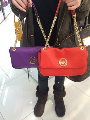 Rote Michael Kors Tasche