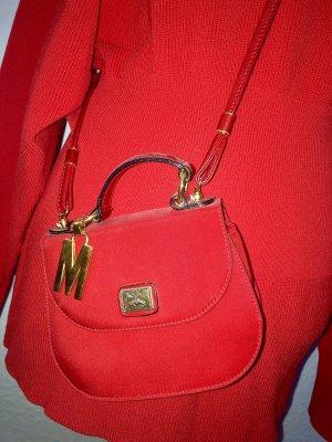 Rote moschino Tasche elegant