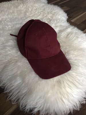Bershka Flat Cap multicolored