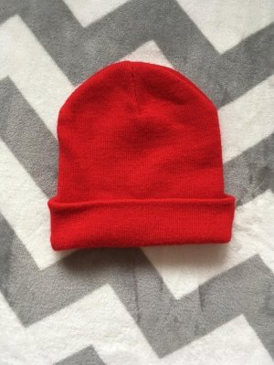 Atmosphere Beanie baksteenrood