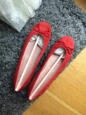 Rote Pretty Ballerinas