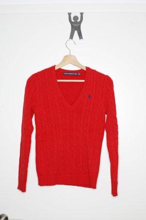 Rote Pullover von Ralph Lauren