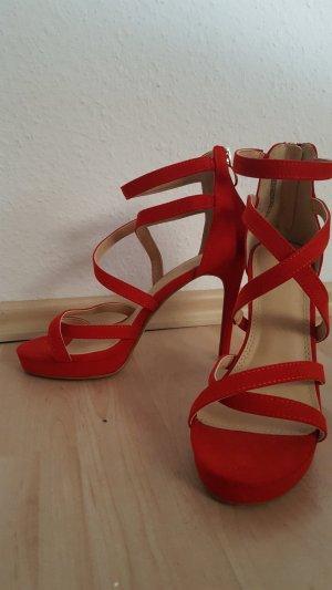 Pimkie High Heel Sandal red