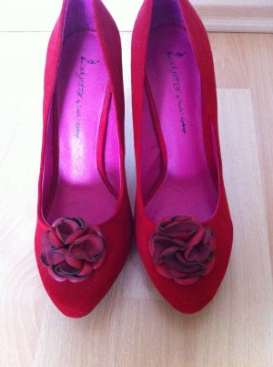 Rote Pumps - Echtes Highlight
